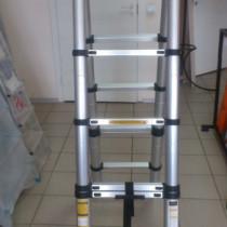 Стремянка лестница телескопическая