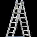 Лестница алюминиевая 3-х секционная