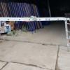 Лестница трансформер в разложенном виде