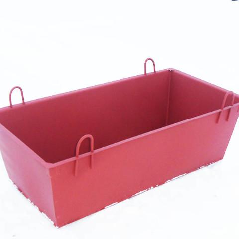 Тара для раствора ящик