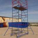 Вышка тур SOLID-1 (0,7М X 1,6М) высота от 2,8 до 8,8 метров