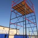 Вышка тура строительная SOLID 2 (1,0 м – 2,0 м) высота от 2,8 до 20,8 метров